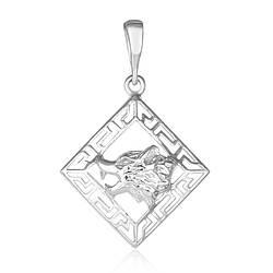 Серебряная подвеска Сильвекс 925 2,2 гр (П2/803)