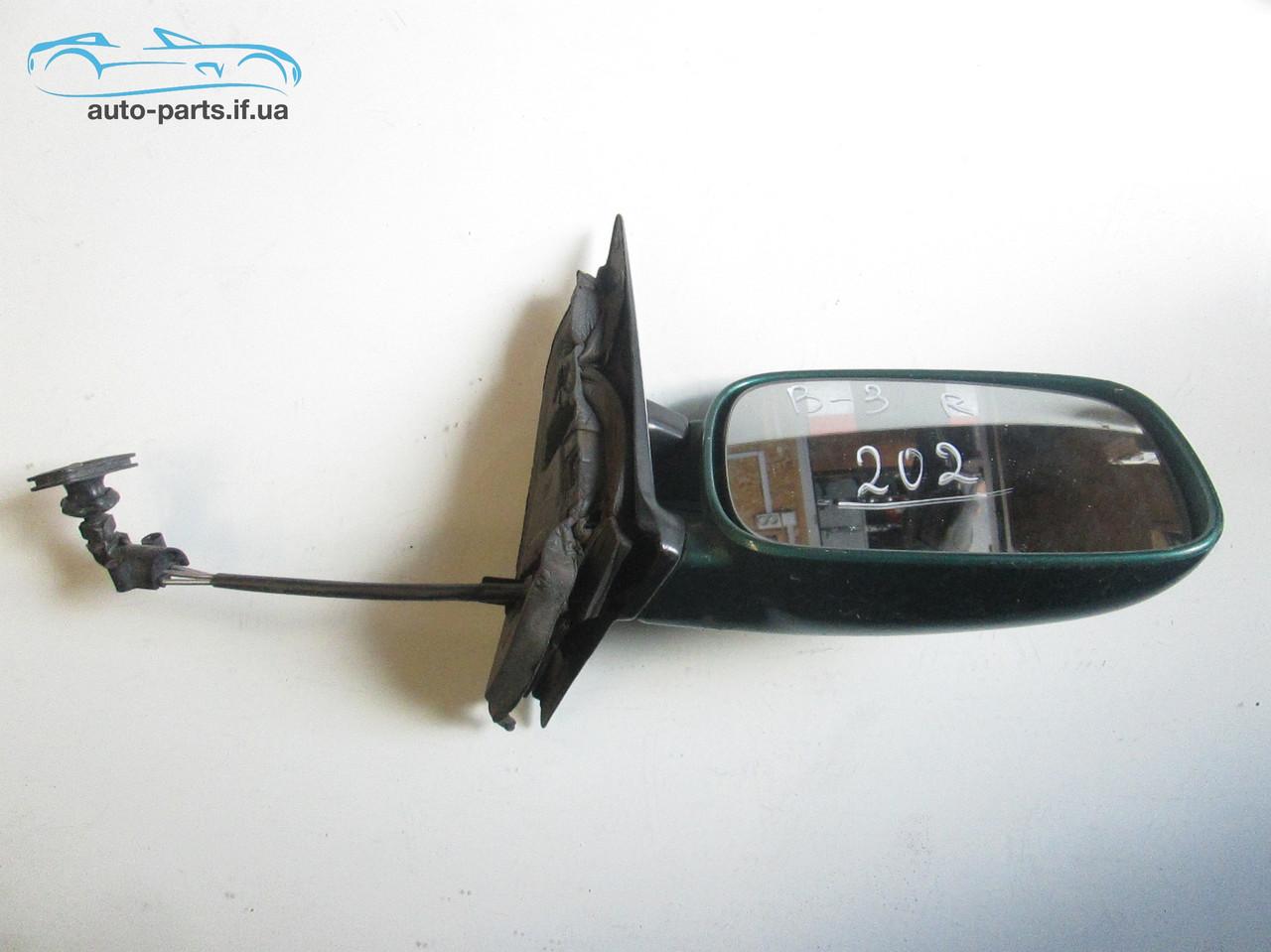 Зеркало правое Passat B3 №202