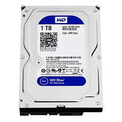 Жорстку диск внутрішній 1024 Gb SATA 3.0 64Mb Western Digital Cache Caviar Blue