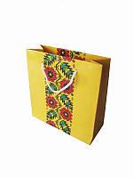 Пакет Красная рута (165*165) (Подарочные пакеты)