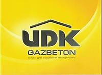 ГАЗОБЕТОН UDK (ЮДК) Доставка по Одессе и обл. Консультация. Выгрузка. Кладка