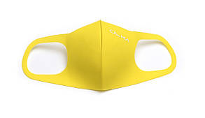 Многоразовая защитная маска ULKA Желтая