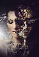 Диадемы, маски, тату, заколки, украшения для волос
