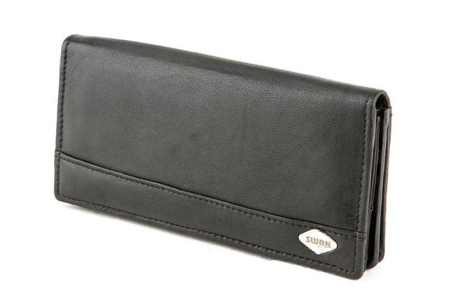 Кошельки, портмоне, сумки поясные, визитницы и др. из натуральной кожи