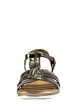 Сандалии женские Sopra СФ M11102 золотые (36), фото 2