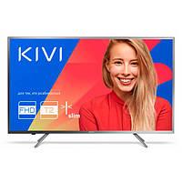 "Телевизор 40"" Kivi 40FB50BU Silver"