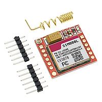SIM800L - Модуль GSM/GPRS + антена