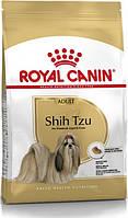 Сухой корм Royal Canin Shih Tzu Adult для собак пород ши-тцу в возрасте от 10 месяцев, 0.5 кг.