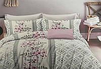 Комплект постельного белья двуспальный, 180*220, сатин, (620.3224) (наволочки 50*70)