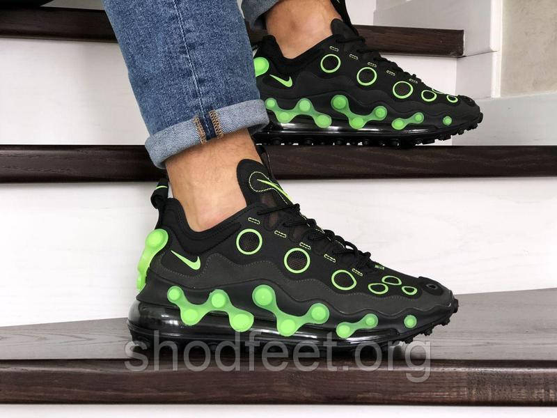 Кроссовки Nike Air Max 720 ISPA Black Green
