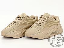 Женские кроссовки Adidas Yeezy Boost 700 Dark Beige, фото 2