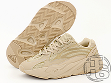 Женские кроссовки Adidas Yeezy Boost 700 Dark Beige, фото 3