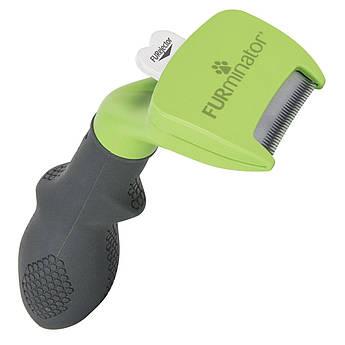 Инструмент для удаления подшерстка FURminator для короткошерстных собак, размер S