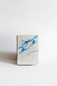 Обложки на паспорт FAMO Обложка на паспорт Стайли голубая 14*10 (X47-60)
