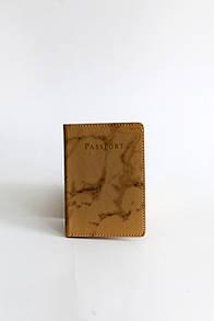 Обложки на паспорт FAMO Обложка на паспорт Стайли капучиновая 14*10 (X47-60)