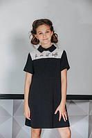 Платье для девочки Lukas 0235, цвет синий