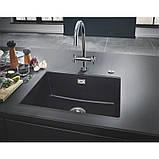 Гранитная мойка Grohe EX Sink 31655AТ0 серия K700 Undermount 61*46, фото 7