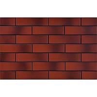 Клинкерная плитка Cerrad Burgund Cieniowana Rust 1с 24,5*6,5*0,65 коричневая