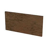 Клинкерная плитка Paradyz Semir beige подступенок 14,8*30 см