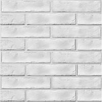 Клинкерная плитка Golden Tile Brickstyle The Strand 080020 25*6*1 белая