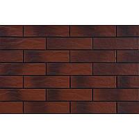 Клинкерная плитка Cerrad Rot Cieniowany Rust 1с 24,5*6,5*0,65 см