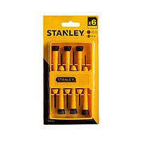 Набор отверток прецизионных Stanley Instrument 0-66-052 6 шт