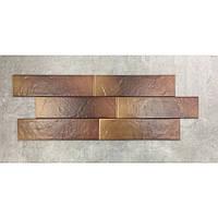 Клинкерная плитка Paradyz Kos brown Alfa Ele 24,5*6,5