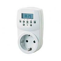 Таймер цифровой Horoz Electric Timer-2 108-002-0001 суточный