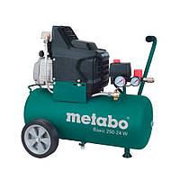 Компрессор поршневой Metabo Basic 250-24 W 601533000 1.5 кВт