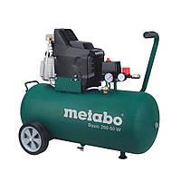 Компрессор поршневой Metabo Basic 250-50 W 601534000 1.5 кВт