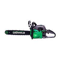Бензопила цепная Grunhelm GS5200M 3,3 кВт 450 мм