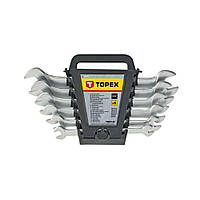Набор ключей рожковых Topex 35D655 6-17 мм 6 шт