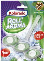 """Засіб для унітазу Kolorado Roll Aroma """"Лісовий"""""""