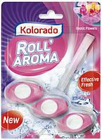 """Засіб для унітазу Kolorado Roll Aroma """"Квітковий"""""""