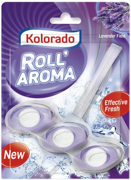 "Чистящее средство для унитаза Kolorado Roll Aroma ""Лаванда"""