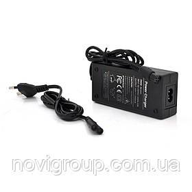 Імпульсний блок живлення для зарядки ГІРОСКУТЕРОВ 42В 2А (96Вт) штекер 3PIN + шнур живлення, довжина 1,10м