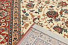 Коврик восточная классика KASBAH S 12311/471 0,83Х1,6 БЕЖЕВЫЙ прямоугольник, фото 3