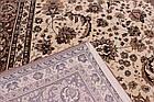 Коврик восточная классика KASBAH S 13720/477 0,83Х1,6 БЕЖЕВЫЙ прямоугольник, фото 4