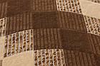 Коврик современный LOFT 7919A 1,33Х1,9 БЕЖЕВЫЙ овал, фото 4
