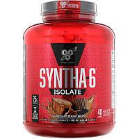 Протеин BSN Syntha-6 Isolate, 1.8 кг Шоколад-арахис