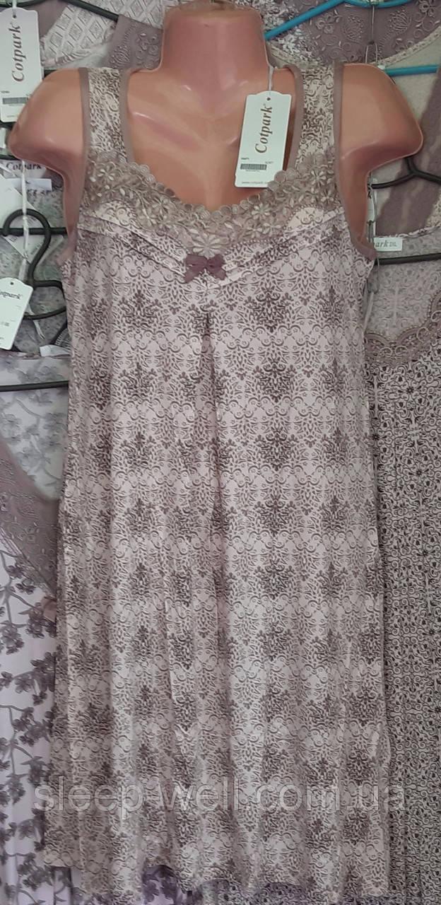 Нічна сорочка молодіжна,Cotpark 10471
