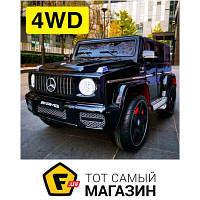 Электромобиль Kidsauto Mercedes-Benz G65 AMG New Edition 4X4 Black (SMT-7188)