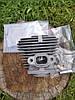 Цилиндр в сборе на мотокосу Oleo-Mac BC 420 T, фото 8
