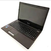 """Б/У Ноутбук Asus K53E 15.6"""" Intel Core i5-2450U 2GB DDR3 noHDD"""