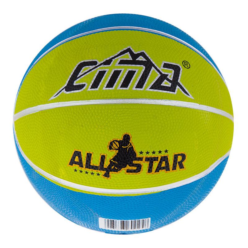 М'яч баскетбольний №3 Sima R3CM гумовий