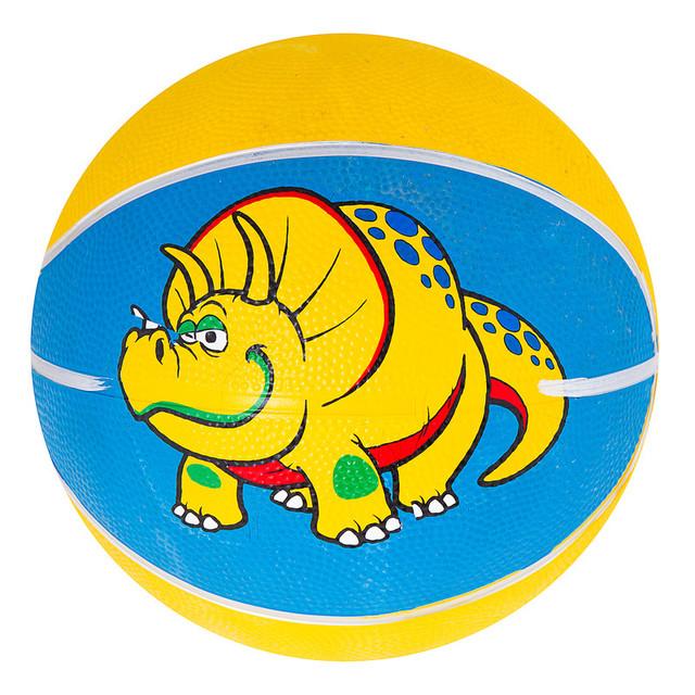 Баскетбольний м'ячSima R3CM гумовийрозмір 7чорний