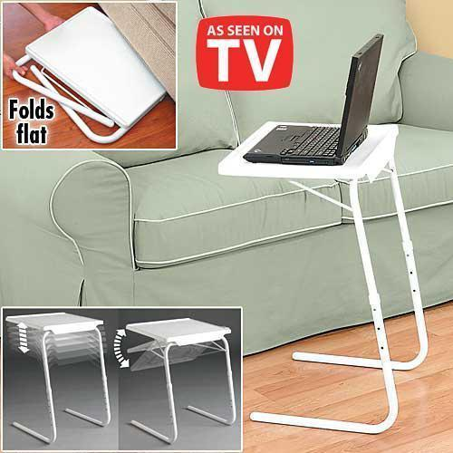 Складной столик для ноутбука | Переносной журнальный столик Table Mate 2 (Реплика)