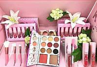 Профессиональный подарочный набор косметики для макияжа  Kylie I WANT IT ALL (Реплика), фото 1