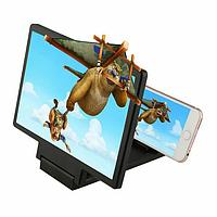 3D Увеличитель экрана смартфона | Подставка для увеличения изображения для телефона Enlarge screen F1, фото 1