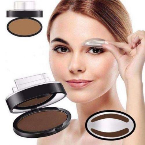 Штамп пудра для идеальной формы бровей за три секунды  Eyebrow Beauty Stamp | 3 Second Brow (Реплика)